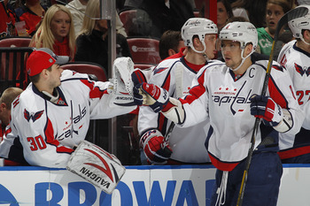 Alex Ovechkin and the Washington Capitals control their own destiny in the Southeast Division after a hot week.