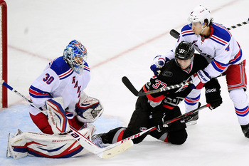 King Henrik picked up three wins and a shootout loss this week to earn top goalie honors.