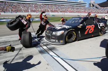 Perhaps no team has improved more from 2012 to 2013 than the No. 78 Furniture Row Chevrolet.