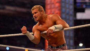 Dolph Ziggler walked out of MetLife Stadium without any gold. Photo by: WWE