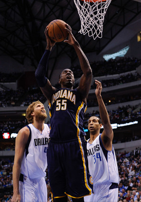 Roy Hibbert has had an up-and-down 2013 season, but still remains a key player for the Indiana Pacers.