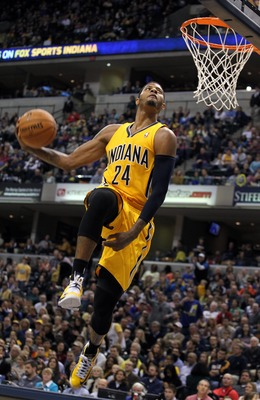 Paul George rose from the ashes in 2012-13 to become the Indiana Pacers' most versatile player in years.