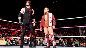 Team Hell No, still champs (Photo from WWE.com)