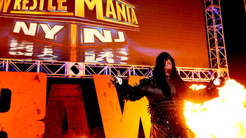 Undertaker, 21-0 (Photo from WWE.com)