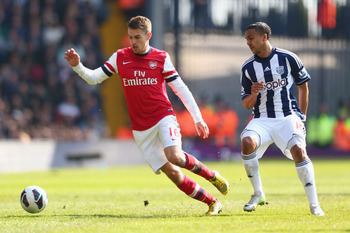 Aaron Ramsey is again becoming a credible and valuable first-teamer.