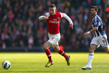 Laurent Koscielny is like a new man since his return to the starting 11.