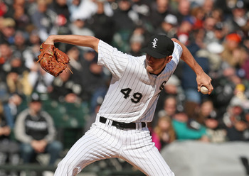 Chris Sale and James Shields were in midseason form during their duel in Chicago.