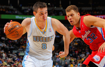 Losing Gallinari was a huge blow to the Nuggets.