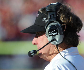 Spurrier knows that depth is a key factor in competing for a national championship.