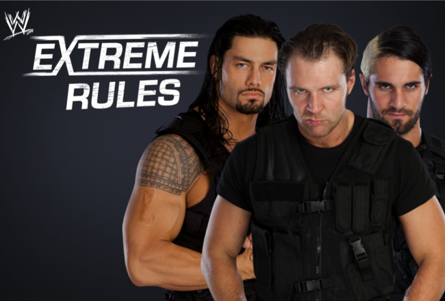 Coverage from Extreme Rules 2013 PPV