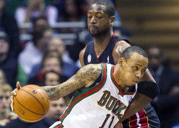 Monta Ellis will have his chance to upstage Dwyane Wade.