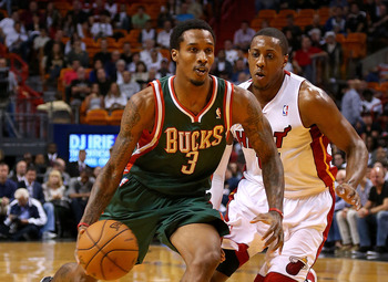 Brandon Jennings has scored at a high level... but can he be efficient?