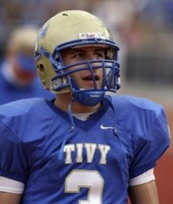 Kerrville (Tivy) Texas QB Johnny Manziel / Photo: 247Sports.com