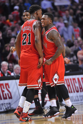 Jimmy Butler and Nate Robinson are just a few of the players who have stepped up in the absence of the Bulls' starters.