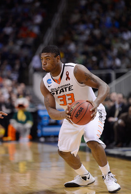 Marcus Smart showed off his versatility in Oklahoma State's Tournament game.