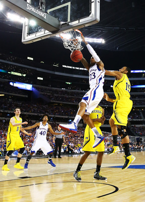 Ben McLemore showed his great potential against Michigan.