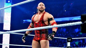 Can Ryback finally defeat CM Punk? Photo by: WWE