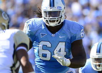 Jonathan Cooper could be an option for the Chargers if they don't have the opportunity to draft Lane Johnson.