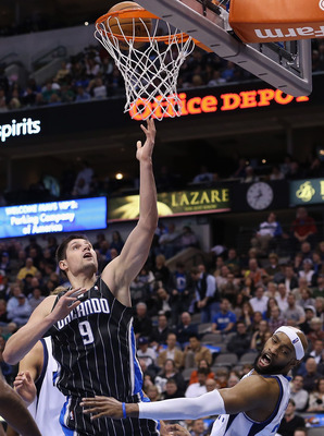 Nikola Vucevic had 20 points and 29 rebounds on New Year's Eve