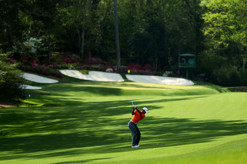 Most of us aren't fortunate enough to watch the Masters among the Augusta National patrons, but it doesn't mean we can't see the action.
