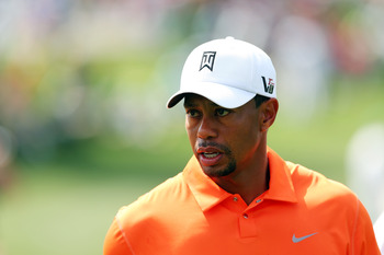 A revitalized Tiger Woods is once again the man to beat at Augusta National.
