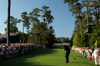 Perhaps the most daunting Sunday drive in any major, the 18th hole at Augusta National is truly a classic.