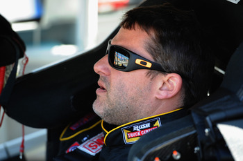 The most intelligent mogul among his fellow drivers, Tony Stewart.