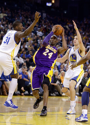 The Lakers need a win against the sixth-place Warriors to stay in playoff contention.