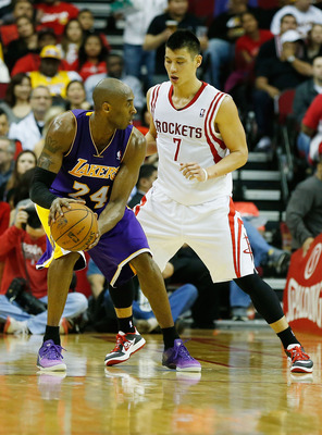 If the Lakers still have hopes of earning a playoff berth, it will come down to their last game against the Rockets.