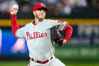 Roy Halladay hasn't looked good so far this season—but Philadelphia's bullpen has looked even worse.
