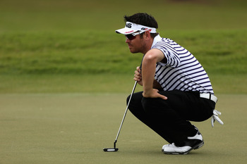Making putts will be a key to Louis Oosthuizen contending this week.
