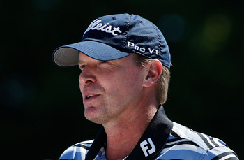 Steve Stricker will depend on his ace in the hole - putting - this week.