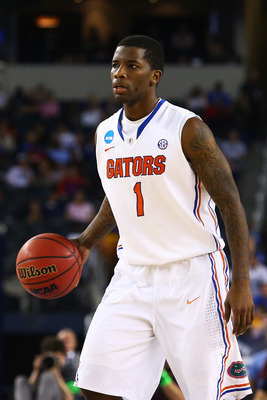 Senior guard Kenny Boynton against Florida Gulf Coast in the Sweet 16.