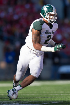 William Gholston had a mediocre season at Michigan State.