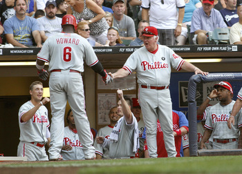There aren't many instances when the Phillies wouldn't want Howard at the plate.