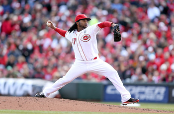 Johnny Cueto should again finish toward the top of the Cy Young voting this year.