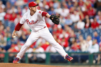 Roy Halladay may never regain his form, and he has been a shadow of his former self this season.