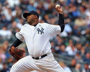 C.C. Sabathia has been subpar with declining velocity so far, and he may continue this inconsistency all season.