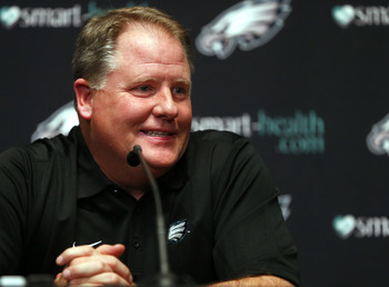 What will Head Coach Chip Kelly add to the Eagles war room?