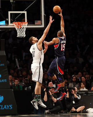 Al Horford has had success against Brooklyn this season.