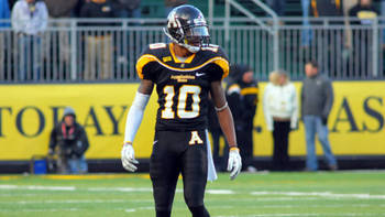 Demetrius McCray played for Appalachian State.