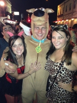 Scooby Doo? Really??? / Photo: OutKickTheCoverage.com
