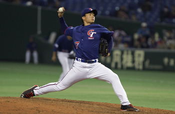 Tseng Jen-Ho was one of the key pitching prospects to watch in the WBC.