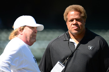 Reggie McKenzie needs to restock the Raiders with young talent.