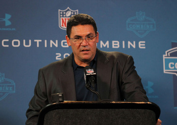 Ron Rivera has been on a hot seat for over a year.
