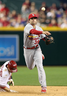 Kozma could be the long-term solution at shortstop for the Cardinals.