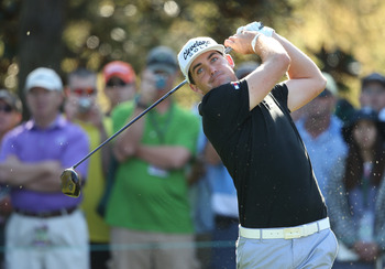 Keegan Bradley seeks his first green jacket and second career major starting Thursday at Augusta National.
