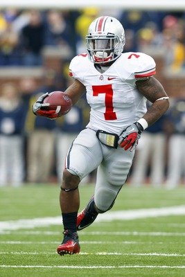 The Buckeyes will benefit from Jordan Hall's return on the field and in the locker room.