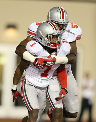 Bradley Roby will be one of the top cornerbacks in the country in 2013 while leading a talented Buckeye secondary.