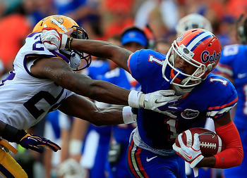 The Gators need to find a complement for Dunbar.